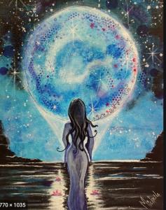 Moon Mother - A história da primeira mulher